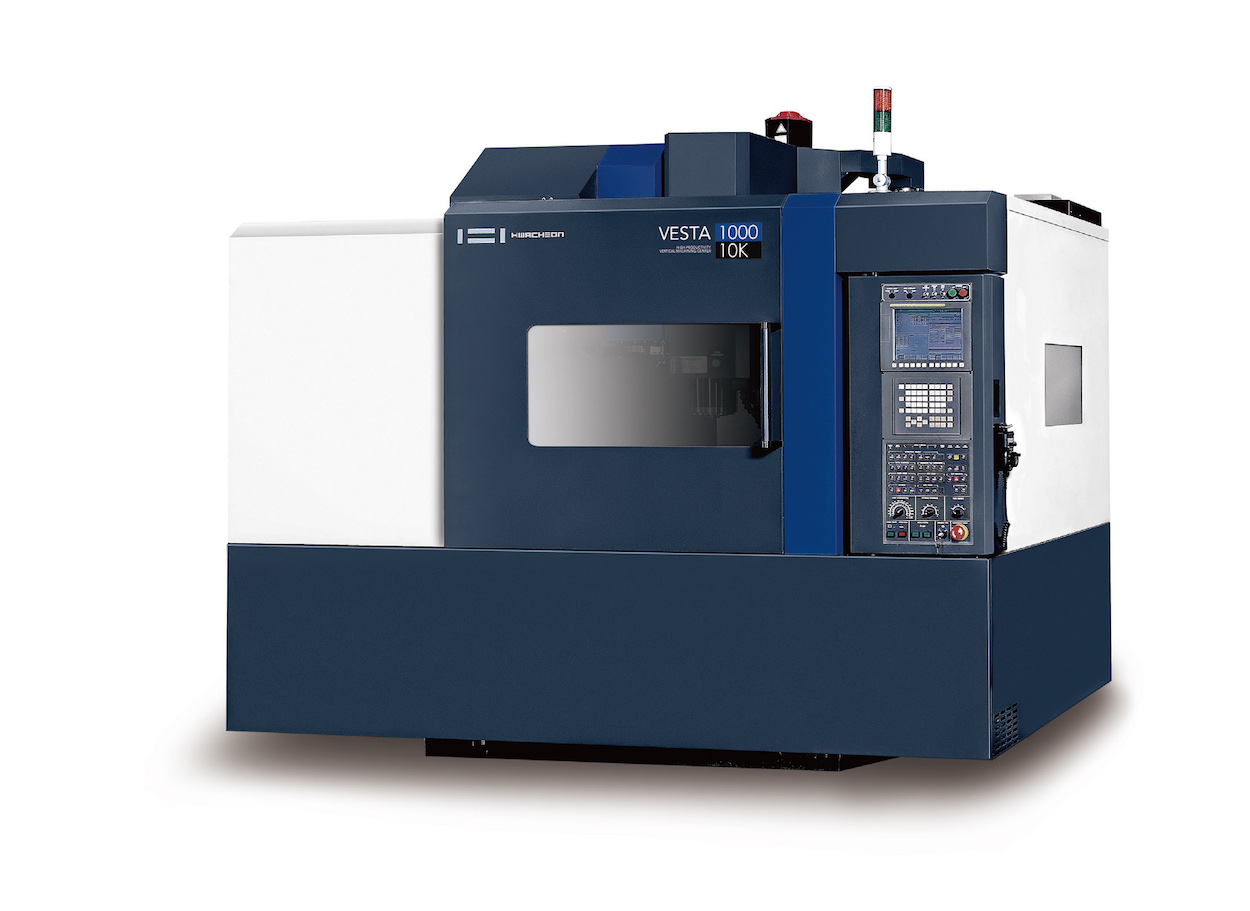 Immagine Hwacheon - VESTA 1000 BT40 12K H iTNC620