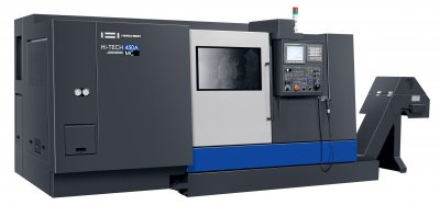 Immagine Hwacheon - HI-TECH 450A YMC