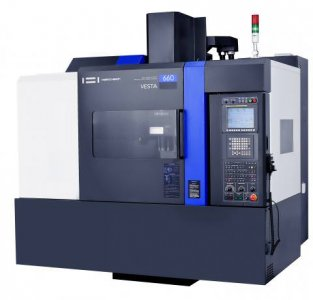 Immagine Hwacheon -  VESTA 1300 BT40 12K