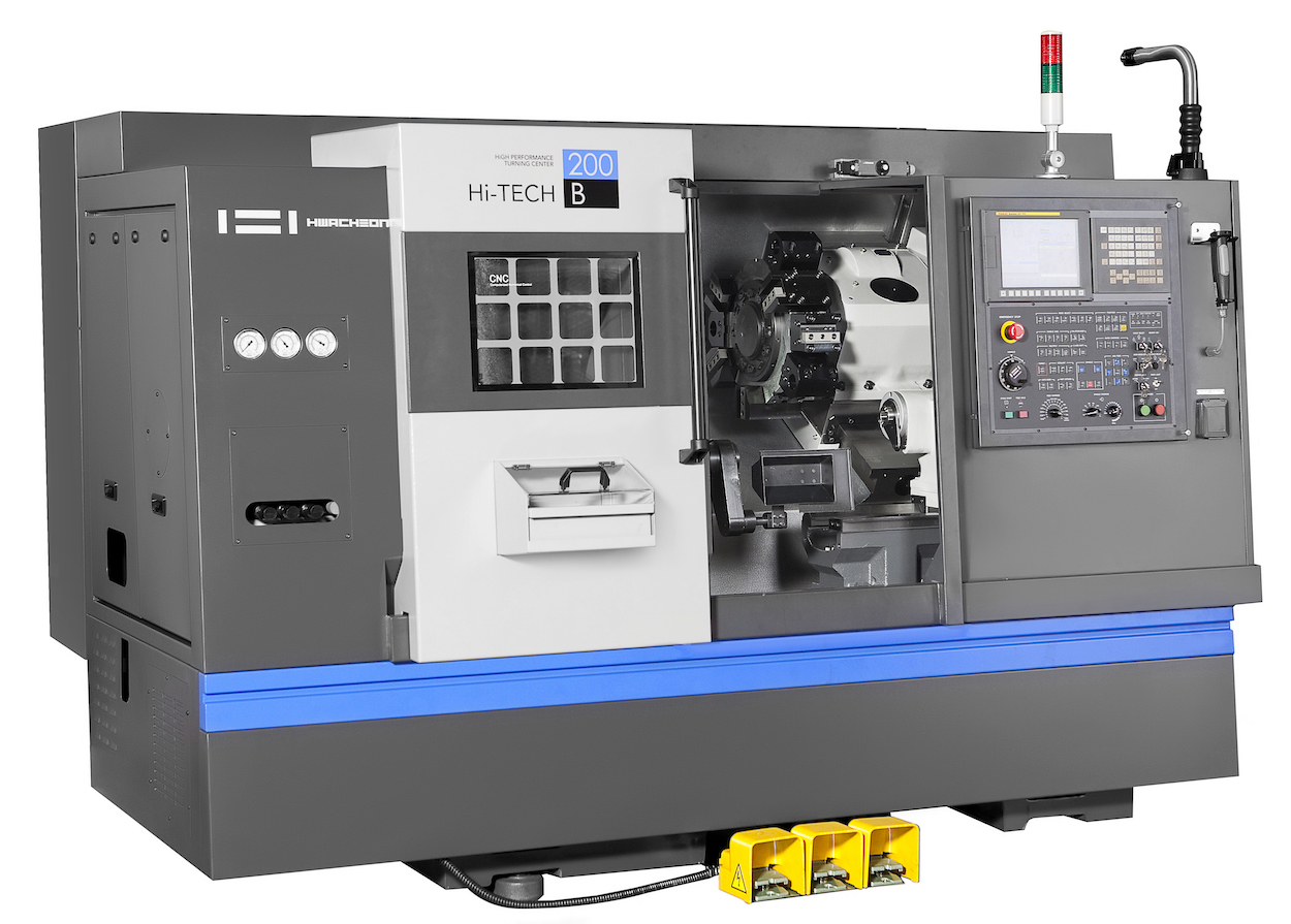 Immagine Hwacheon - HI-TECH 200A STD