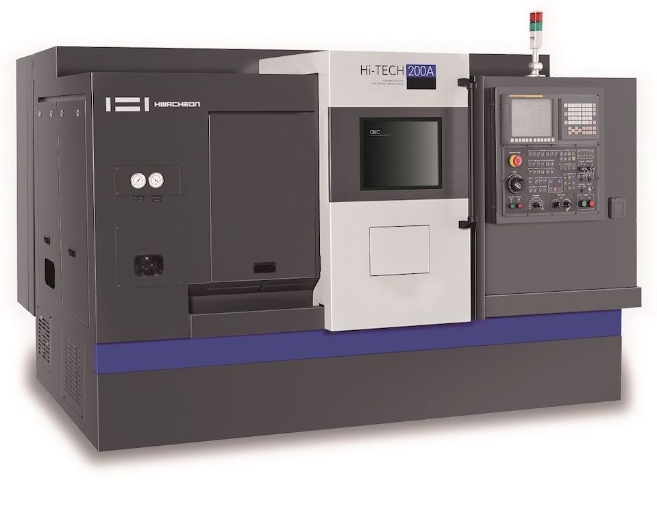 Immagine Hwacheon - HI-TECH 200B MC