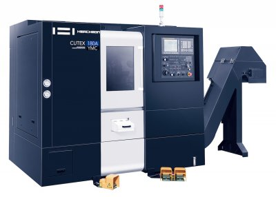 Immagine Hwacheon - CUTEX 180AL YMC